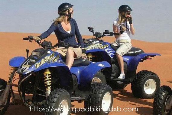 ATV Quad biking dubai
