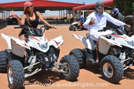 desert quad biking dubai